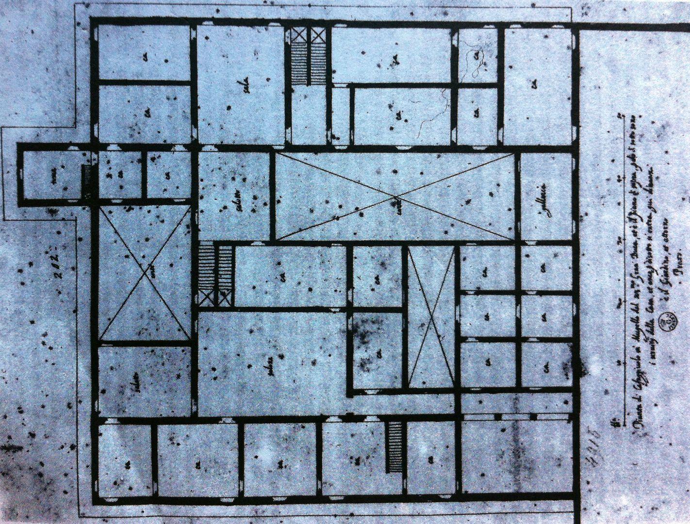 Bta bollettino telematico dell 39 arte testi for Semplice disegno del piano casa