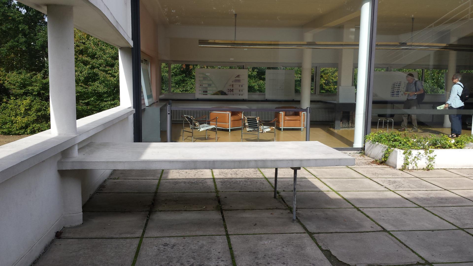 Bta bollettino telematico dell 39 arte testi - Le corbusier tetto giardino ...