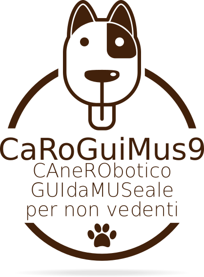 Fig. 1 - Guido Faggion autore (11/01/2017) del logo di CaroGuimus9 usando il logotipo base di Freepik